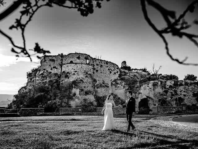 Il matrimonio di Carrie e Francesco a Gerace, Reggio Calabria 15