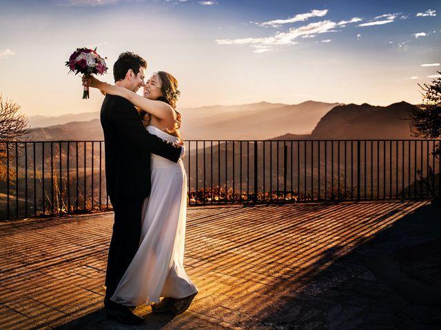 Il matrimonio di Carrie e Francesco a Gerace, Reggio Calabria 23