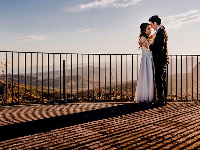 Il matrimonio di Carrie e Francesco a Gerace, Reggio Calabria 25