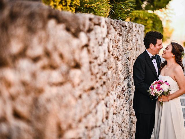 Il matrimonio di Carrie e Francesco a Gerace, Reggio Calabria 27
