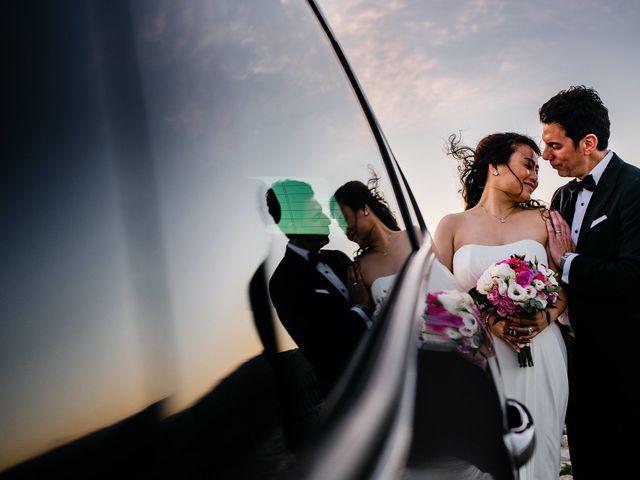 Il matrimonio di Carrie e Francesco a Gerace, Reggio Calabria 31