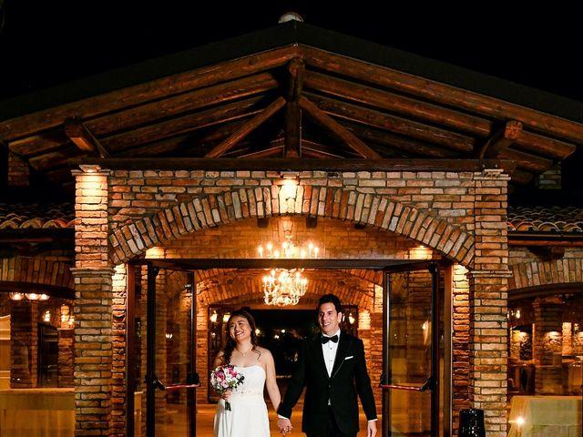 Il matrimonio di Carrie e Francesco a Gerace, Reggio Calabria 34
