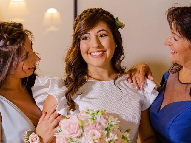 Il matrimonio di Alberto e Alice a Beregazzo con Figliaro, Como 17