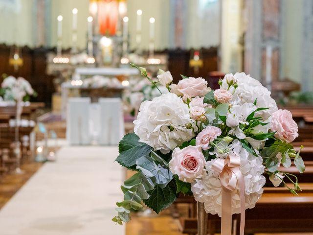 Il matrimonio di Alberto e Alice a Beregazzo con Figliaro, Como 19