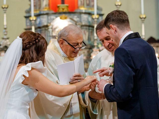 Il matrimonio di Alberto e Alice a Beregazzo con Figliaro, Como 22