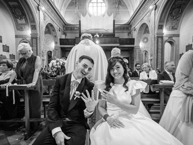 Il matrimonio di Alberto e Alice a Beregazzo con Figliaro, Como 25
