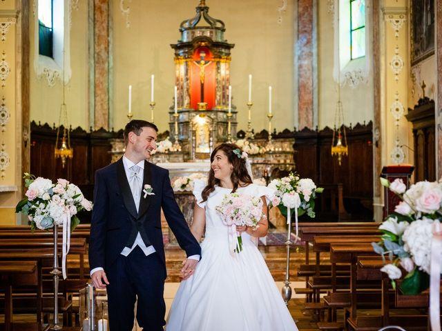 Il matrimonio di Alberto e Alice a Beregazzo con Figliaro, Como 26