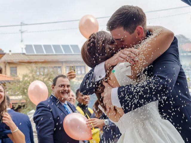 Il matrimonio di Alberto e Alice a Beregazzo con Figliaro, Como 28