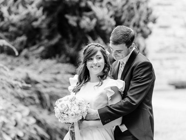 Il matrimonio di Alberto e Alice a Beregazzo con Figliaro, Como 29