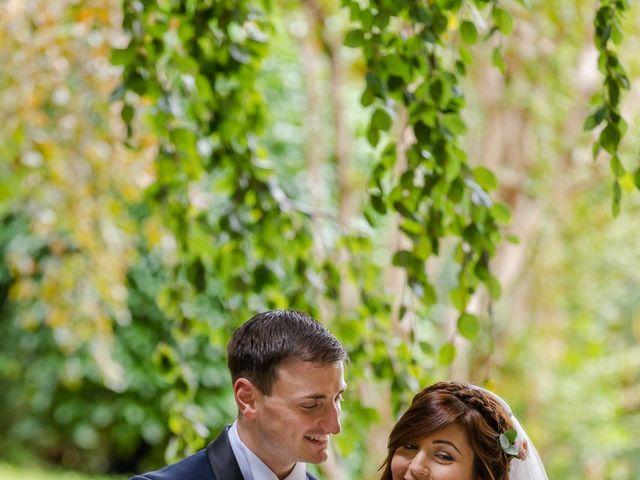 Il matrimonio di Alberto e Alice a Beregazzo con Figliaro, Como 31