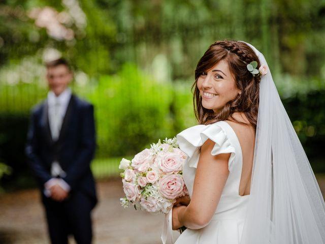 Il matrimonio di Alberto e Alice a Beregazzo con Figliaro, Como 34