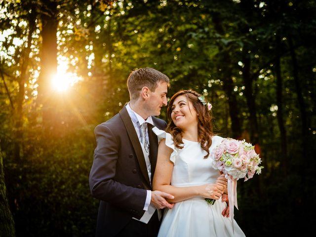 Il matrimonio di Alberto e Alice a Beregazzo con Figliaro, Como 1