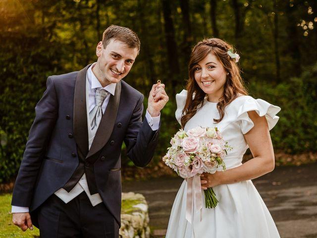 Il matrimonio di Alberto e Alice a Beregazzo con Figliaro, Como 42