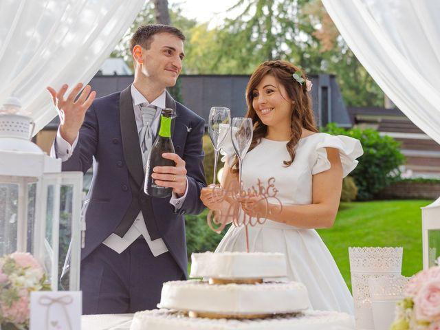 Il matrimonio di Alberto e Alice a Beregazzo con Figliaro, Como 45