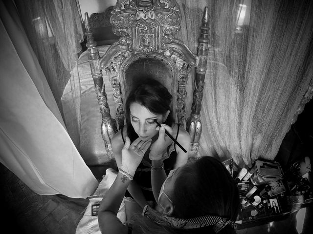 Il matrimonio di Simone e Alice a Bevilacqua, Verona 3
