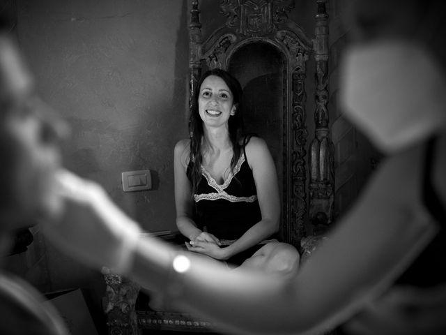 Il matrimonio di Simone e Alice a Bevilacqua, Verona 11
