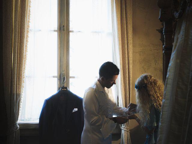 Il matrimonio di Simone e Alice a Bevilacqua, Verona 13