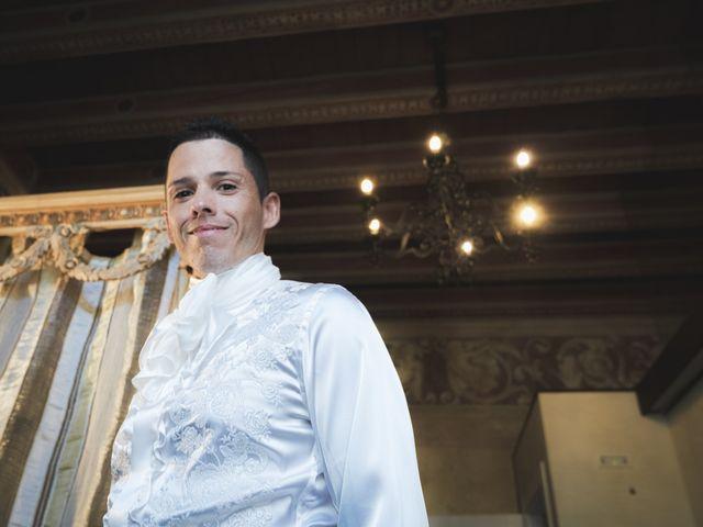 Il matrimonio di Simone e Alice a Bevilacqua, Verona 16
