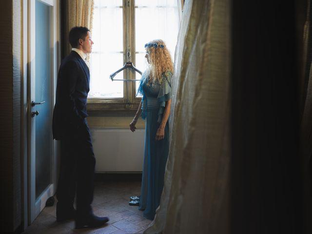 Il matrimonio di Simone e Alice a Bevilacqua, Verona 18
