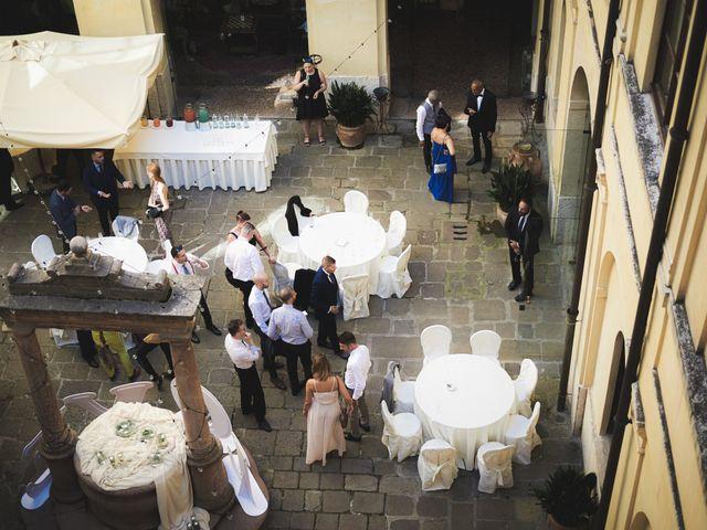 Il matrimonio di Simone e Alice a Bevilacqua, Verona 20