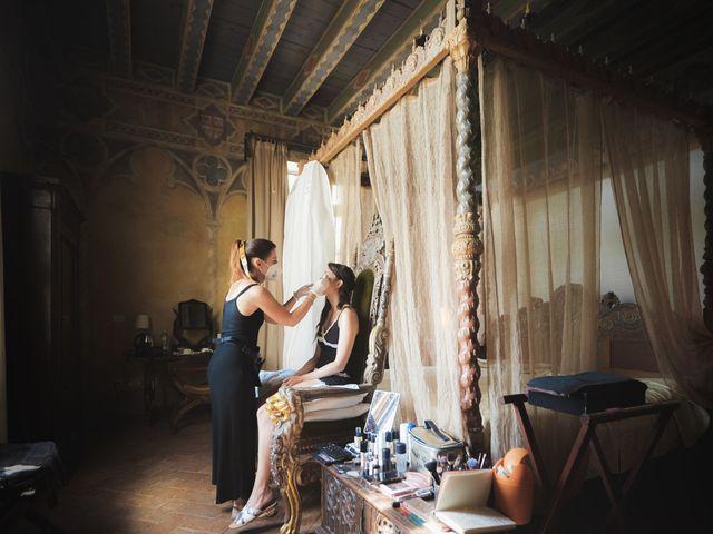 Il matrimonio di Simone e Alice a Bevilacqua, Verona 23