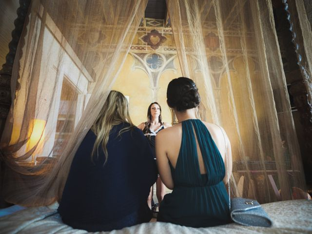 Il matrimonio di Simone e Alice a Bevilacqua, Verona 28