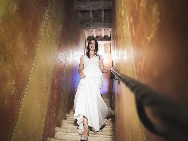 Il matrimonio di Simone e Alice a Bevilacqua, Verona 37