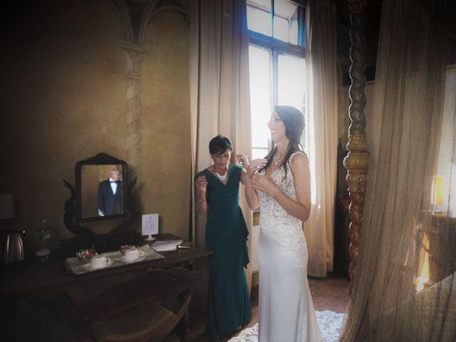 Il matrimonio di Simone e Alice a Bevilacqua, Verona 39