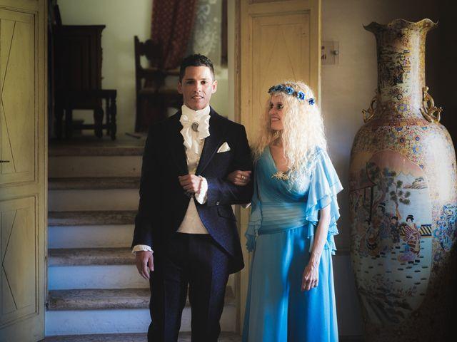 Il matrimonio di Simone e Alice a Bevilacqua, Verona 40