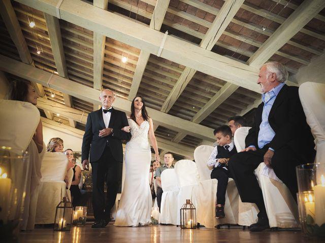Il matrimonio di Simone e Alice a Bevilacqua, Verona 43