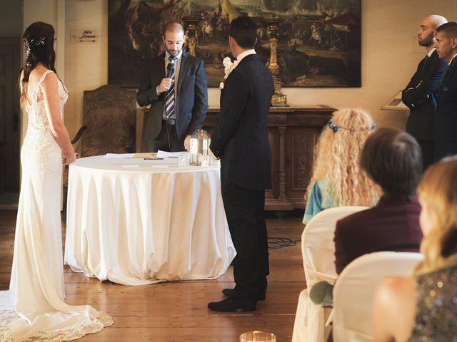 Il matrimonio di Simone e Alice a Bevilacqua, Verona 48