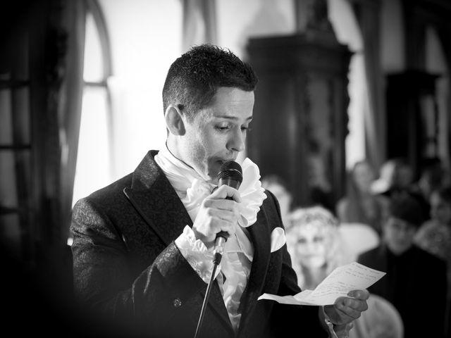 Il matrimonio di Simone e Alice a Bevilacqua, Verona 52