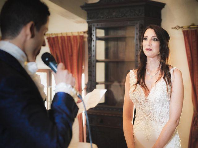 Il matrimonio di Simone e Alice a Bevilacqua, Verona 53