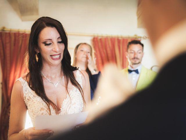 Il matrimonio di Simone e Alice a Bevilacqua, Verona 55