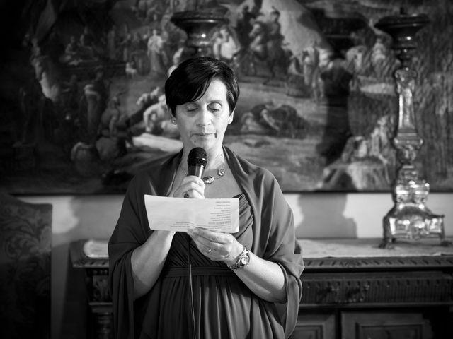Il matrimonio di Simone e Alice a Bevilacqua, Verona 58