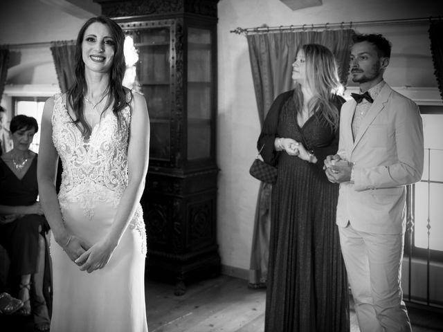 Il matrimonio di Simone e Alice a Bevilacqua, Verona 60