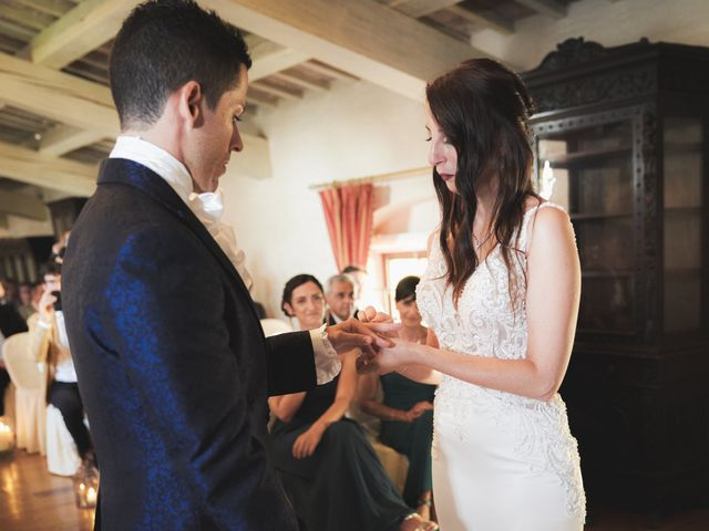 Il matrimonio di Simone e Alice a Bevilacqua, Verona 62