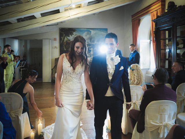 Il matrimonio di Simone e Alice a Bevilacqua, Verona 64