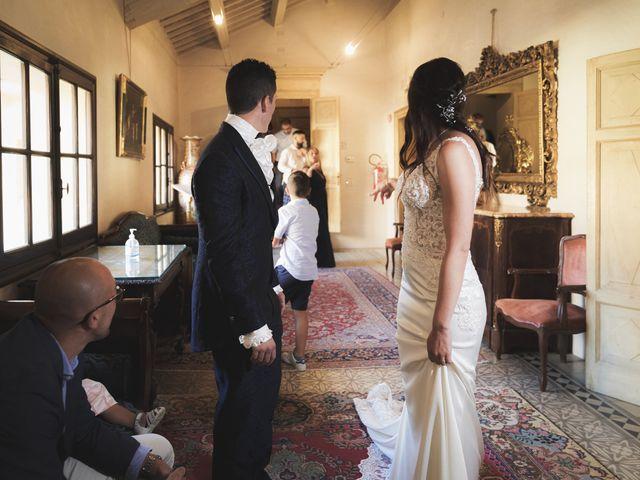 Il matrimonio di Simone e Alice a Bevilacqua, Verona 66