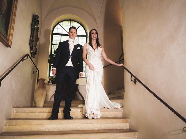 Il matrimonio di Simone e Alice a Bevilacqua, Verona 67