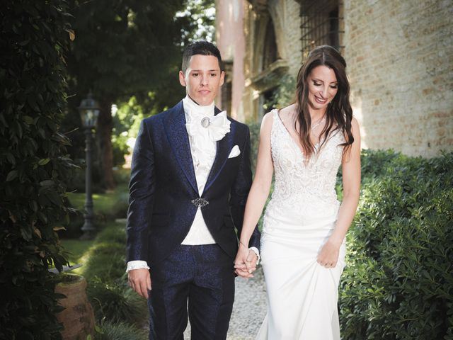 Il matrimonio di Simone e Alice a Bevilacqua, Verona 70