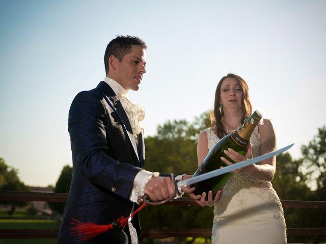 Il matrimonio di Simone e Alice a Bevilacqua, Verona 73