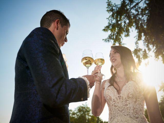 Il matrimonio di Simone e Alice a Bevilacqua, Verona 74