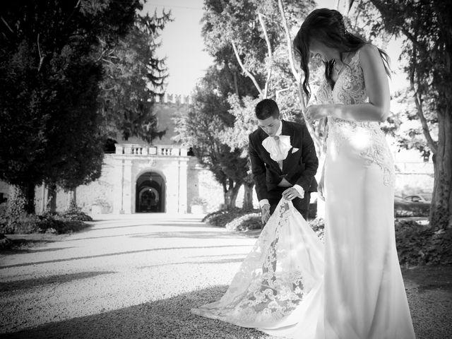 Il matrimonio di Simone e Alice a Bevilacqua, Verona 79