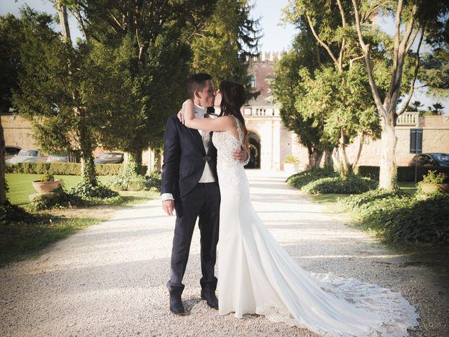 Il matrimonio di Simone e Alice a Bevilacqua, Verona 80