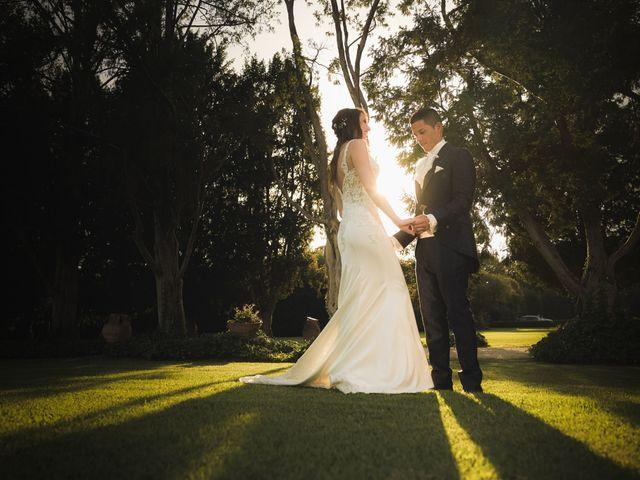 Il matrimonio di Simone e Alice a Bevilacqua, Verona 81
