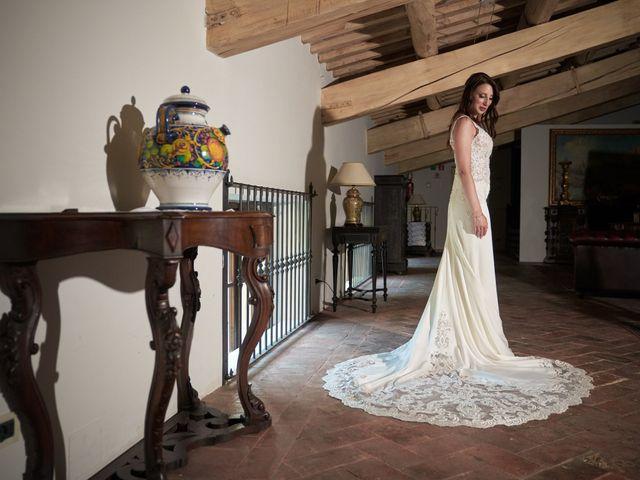 Il matrimonio di Simone e Alice a Bevilacqua, Verona 87