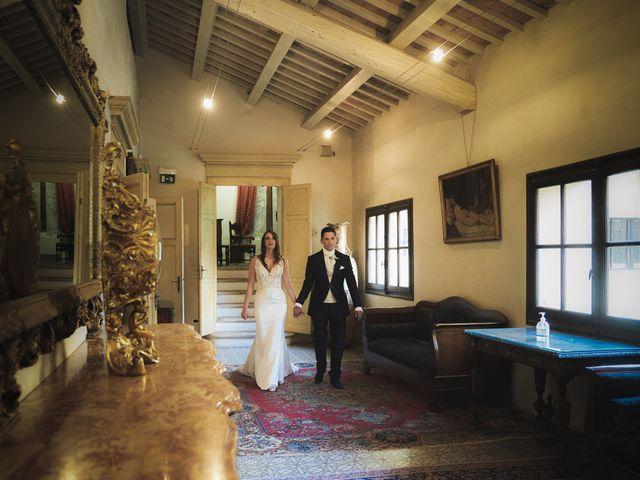 Il matrimonio di Simone e Alice a Bevilacqua, Verona 88