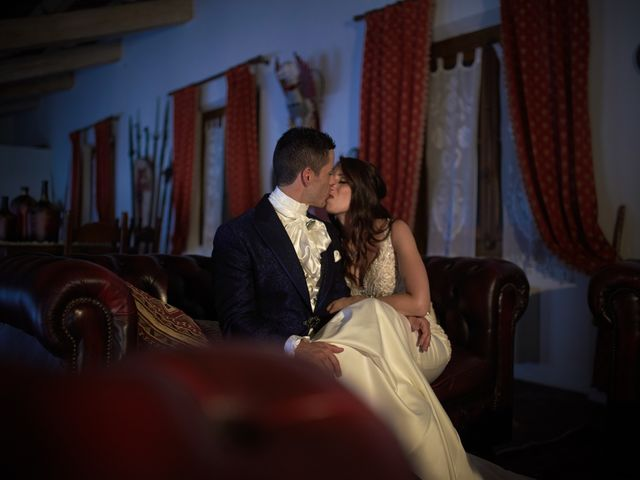 Il matrimonio di Simone e Alice a Bevilacqua, Verona 90