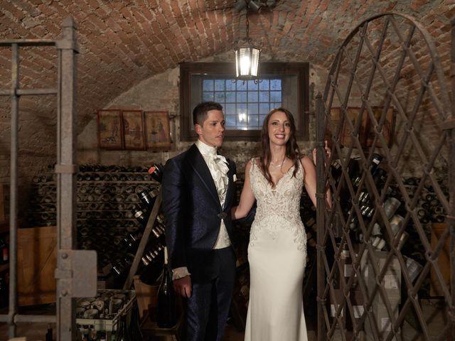 Il matrimonio di Simone e Alice a Bevilacqua, Verona 91